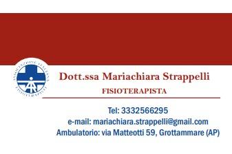 Logo Mariachiara Strappelli