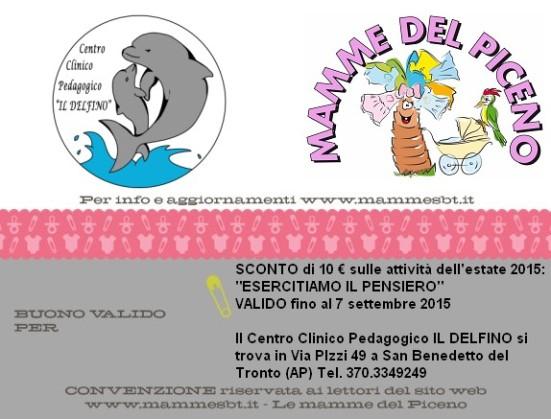 Buono_Centro Il Delfino