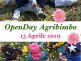 Agribimbo Oasi La Valle, sabato 13 aprile si terrà l'OpenDay!